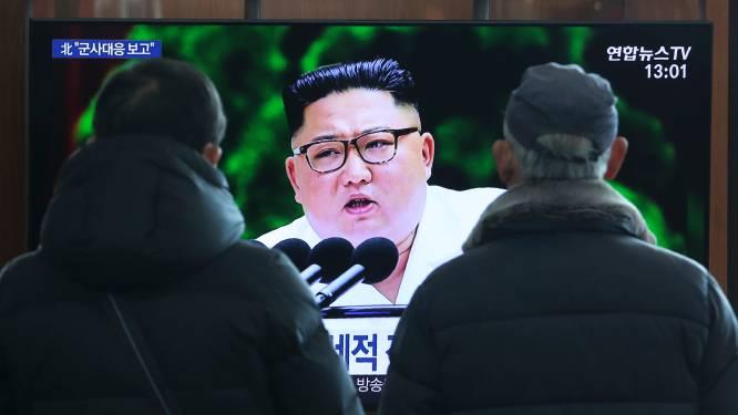"""Kim Jong-un kondigt """"nieuw strategisch wapen"""" aan"""