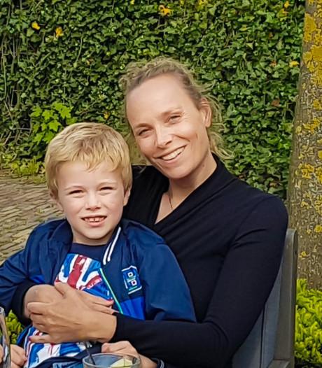 Familie Linda en Jimmy: 'Dank voor de ontelbare tekenen van medeleven'