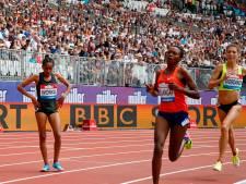 Atlete stopt rondje te vroeg; weg zege