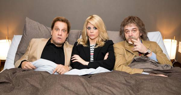 tevreden carlo boszhard dit seizoen was tv kantine xl show. Black Bedroom Furniture Sets. Home Design Ideas