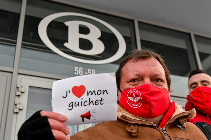 Actions syndicales ce mardi matin