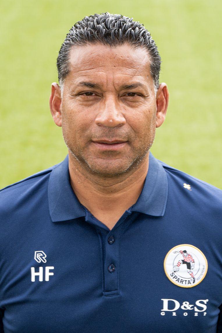 Spartacoach Henk Fraser wordt een van de assistenten van Louis van Gaal. Beeld Hollandse Hoogte /  ANP