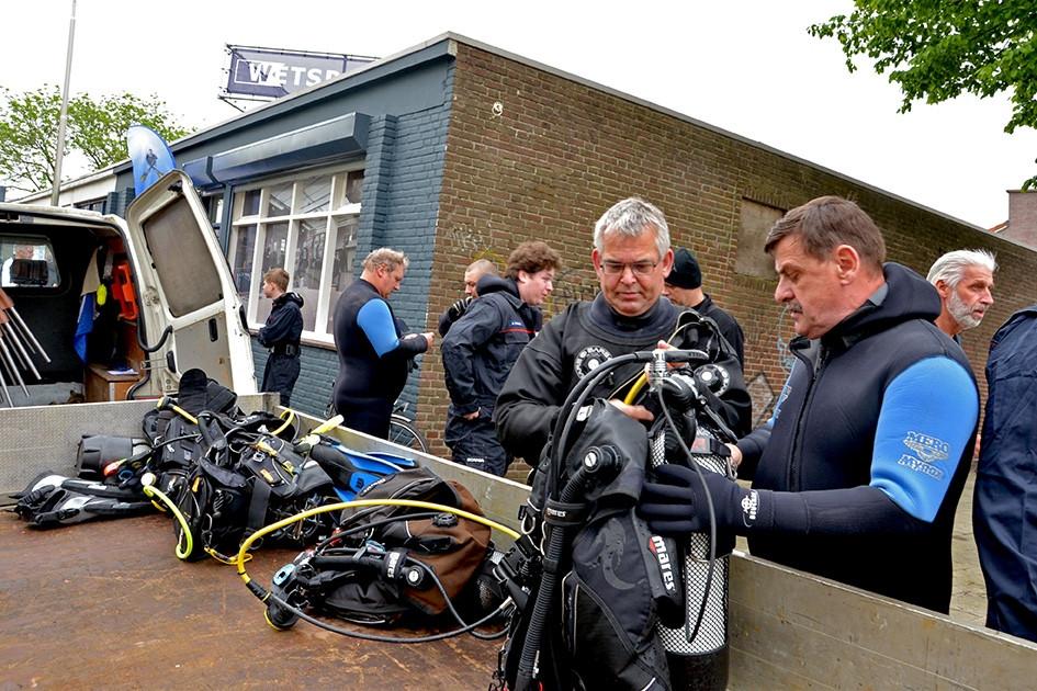 Schoonduikdag Piushaven Tilburg