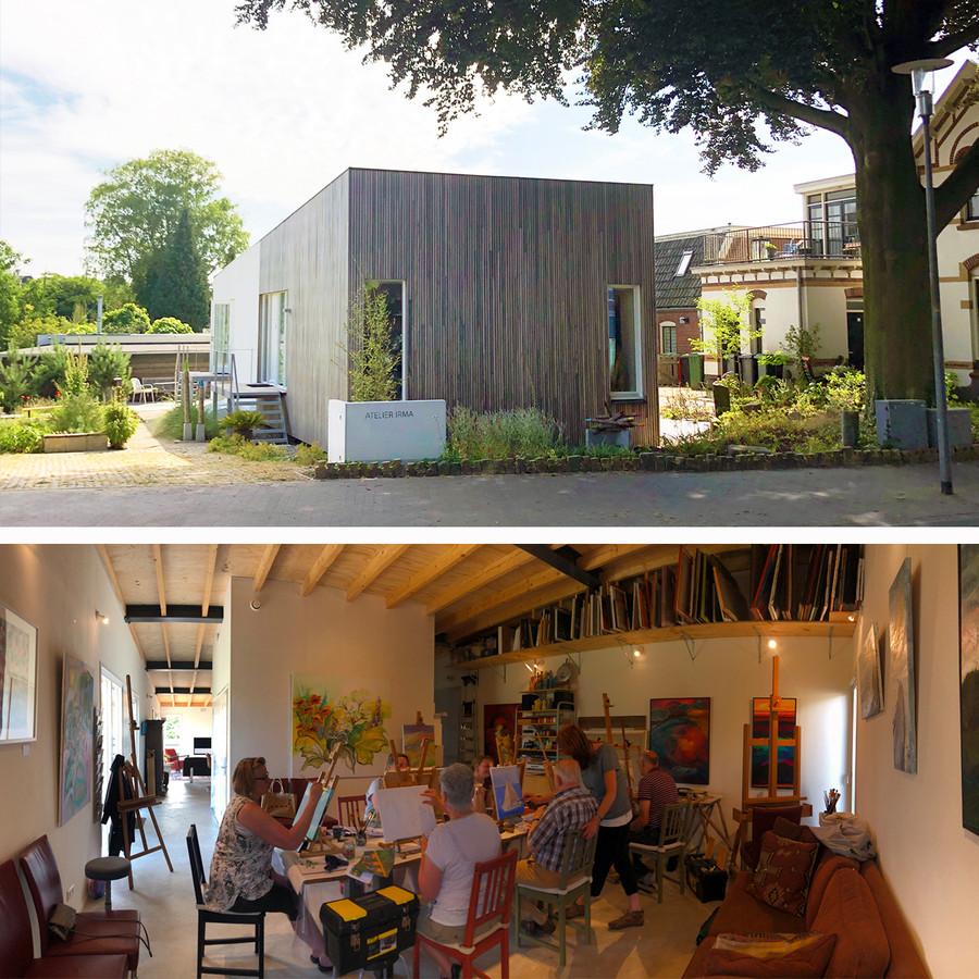 14.  Woonhuis en atelier - Zeddam   Architectuur Prijs Achterhoek 2019