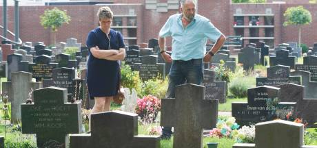 Reddingsactie voor graf van vijf door woningbrand omgekomen gezinsleden: 'Het heeft me nooit losgelaten'