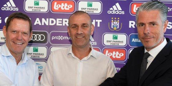Kompany neemt Simon Davies mee als hoofdcoach bij Anderlecht