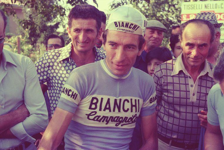 Felice Gimondi in 1977.  Beeld BSR Agency
