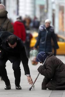 Il donne 70 centimes à une mendiante, la police ferroviaire lui inflige 100 euros d'amende