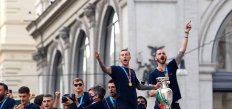 """""""La fête doit avoir lieu"""": Bonucci a dû """"négocier"""" avec les autorités italiennes pour la parade des champions"""