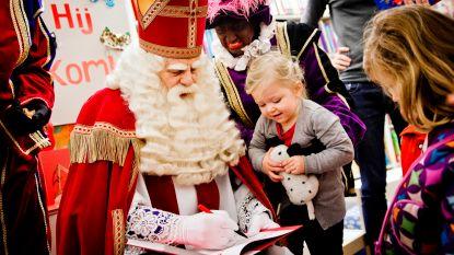 Sinterklaas komt weer naar Beringen