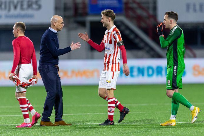 TOP Oss wikt en weegt in aanloop naar FC Eindhoven