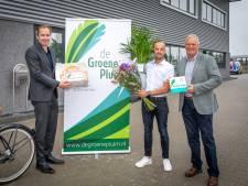 Gemeente beloont duurzame ondernemers met 'Groene Pluim'