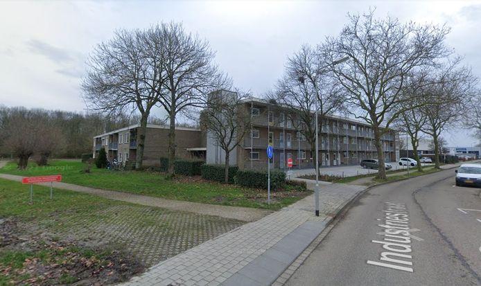 Het seniorencomplex- annex woonhotel in Goes.