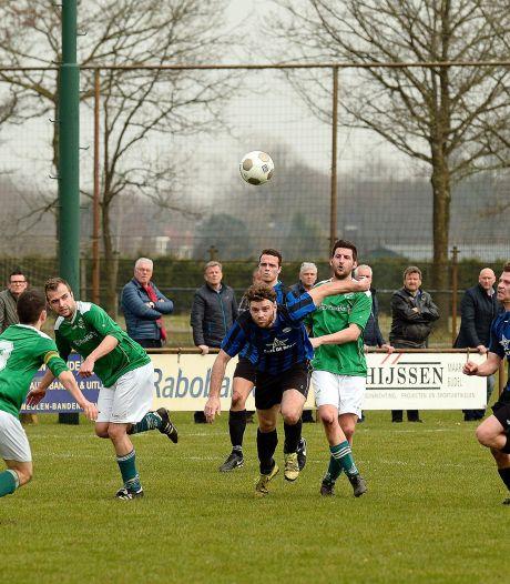 Overzicht 4D en 4E Zuid 2: doelpuntenfestijn bij FC Cranendonck