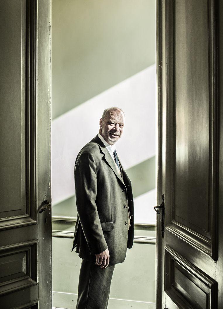 Jan Blommaert. Beeld © Franky Verdickt