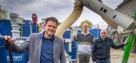 Wederopbouw Erno's afgebrande bakkerij in Brummen van start: 'Niet meer terugkijken op dit drama'