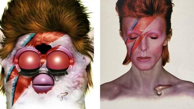 Dit Instagramaccount maakt grappige Furby-versies van bekende albumcovers