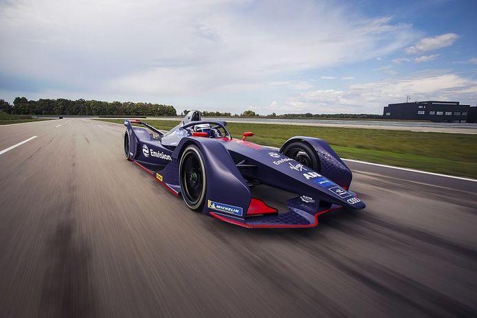 Virgin Formule E