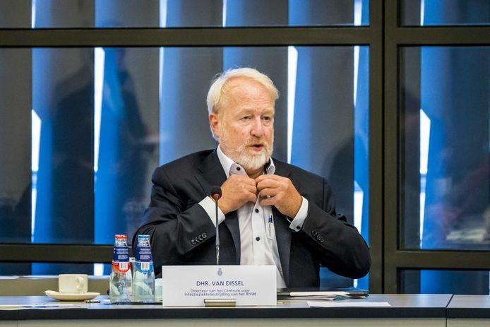 Jaap van Dissel, directeur du RIVM