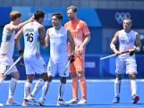 Merkwaardige blunder hockeyers in verloren kraker met België