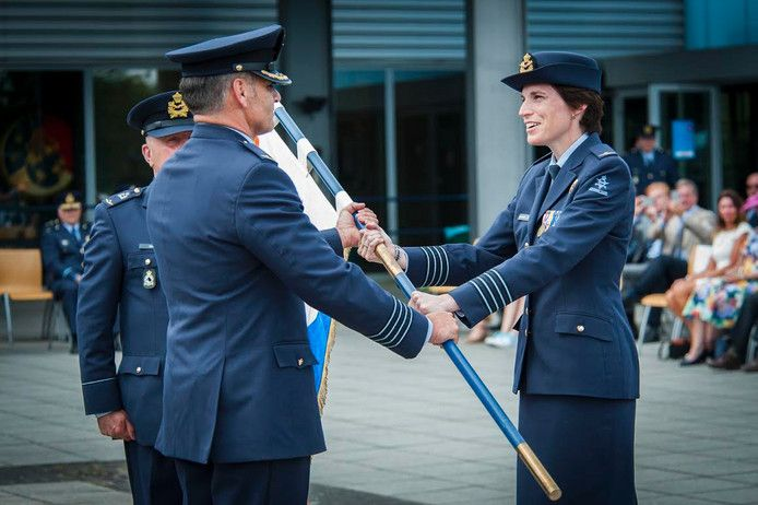 Elanor Boekholt-O'Sullivan (rechts)