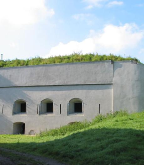 Proef met cliënten van Werkplein op Fort Sabina