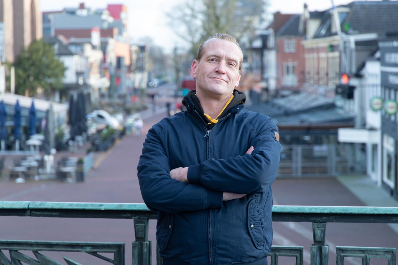 Sport in de binnenstad, het kan deze zomer weer. Met dank aan Tijs Jagers (foto) en Nico Wielens van Wijkracht.