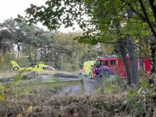 Zwaargewonde bij ongeluk met quad in Nuenen