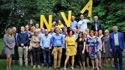 N-VA Tienen met mix van ervaring en jong talent naar de kiezer