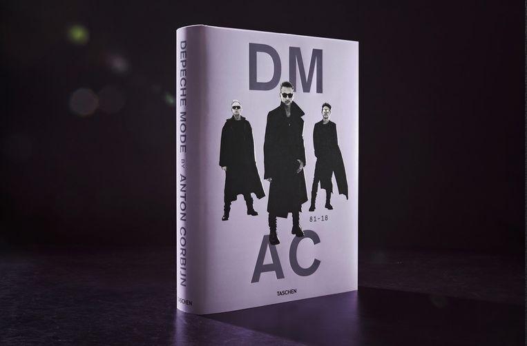 De goedkopere editie van Depeche Mode by Anton Corbijn. Beeld