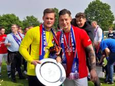 Roosendaal viert kampioensfeest na gigantische misstap RBC