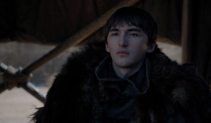 Bran aanvaardt het koningschap.