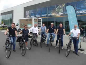 Deinze Noord zet werknemers op de fiets