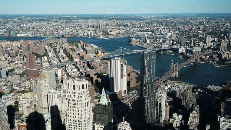 New York City Beeld AFP