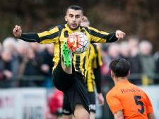 Hayri Pinarci is drie maanden voor transfer alweer beschikbaar voor DVS'33