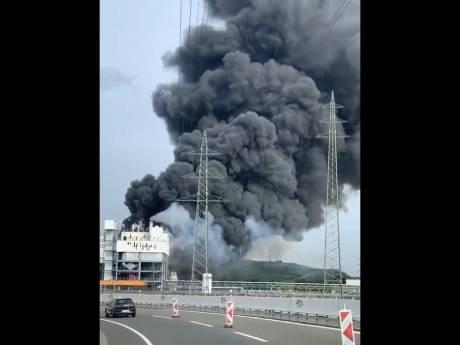 Deux morts, cinq disparus dans l'explosion sur un site de gestion de déchets à Leverkusen
