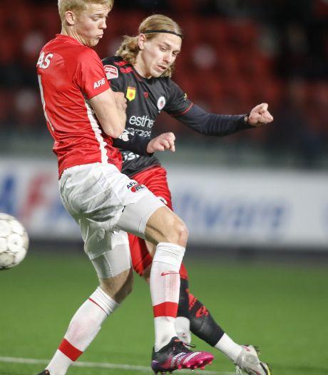 Nederlaag Excelsior bij Jong AZ; voetbalsprookje komt er niet meer