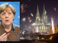 Merkel: Hard antwoord op weerzinwekkende overvallen