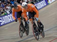 Lavreysen pakt wereldtitel sprint na zege op Hoogland in 'Nederlandse finale'