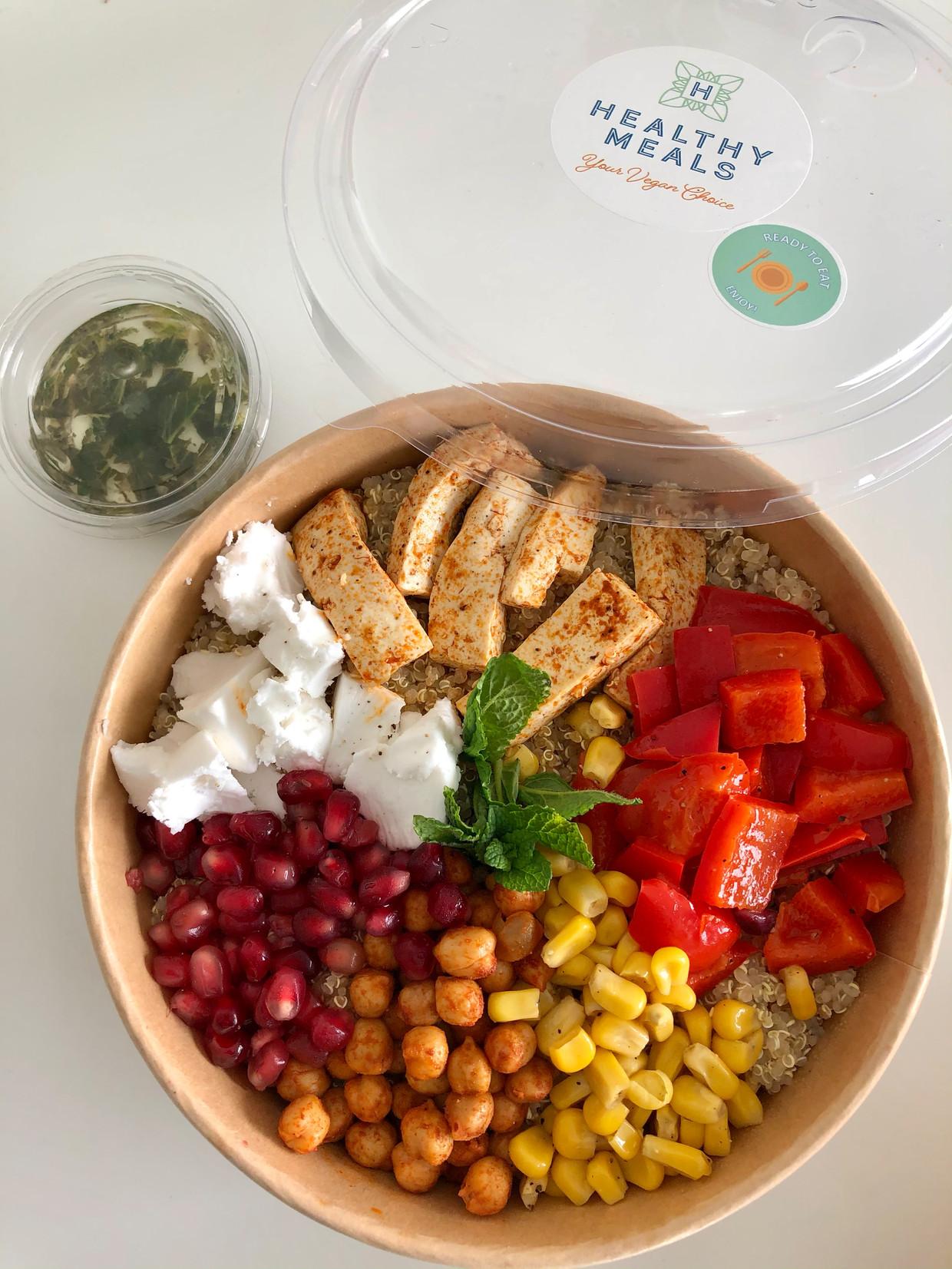 Healthy Meals Beeld rv