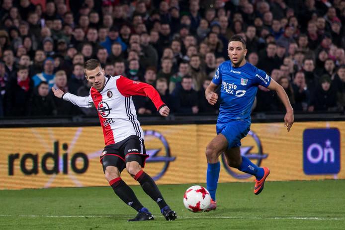 Bart Nieuwkoop (links).