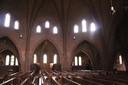 Interieur van de H. Caeciliakerk in Rietmolen, waarbinnen plek is voor meerdere etages om het gebouw duurzaam te hergebruiken.