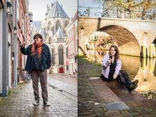 Kees en Emma Thies, naast vader en dochter nu óók collega's: 'Doe het nou niet joh… ga een écht vak leren'
