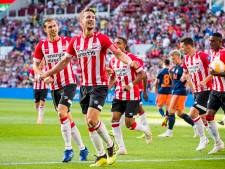 PSV sluit open dag in stijl af met zege op Valencia