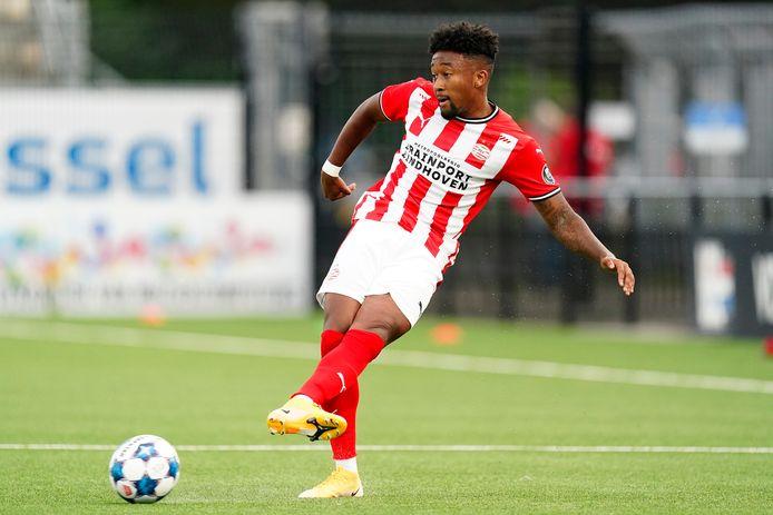 Chris Gloster komt op dit moment niet meer in actie bij PSV.