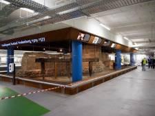 Garage P5 Vredenburg maandag weer open