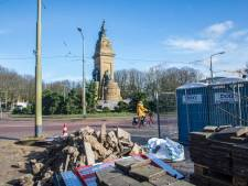 Verrot Plein 1813 is stadsvrienden doorn in het oog: 'Gemeente moet ingrijpen'