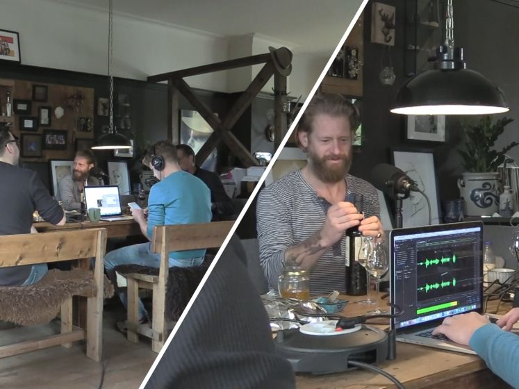 50ste PSV-podcast Skiete Willy: 'Het is een beetje uit de hand gelopen, maar onzettend leuk om te maken'