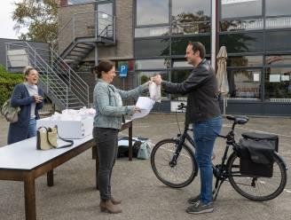 Gemeentepersoneel neemt deel aan Car Free Day (en wordt beloond met picknick)