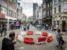 Utrechtse binnenstad ziet bezoekersaantallen gestaag groeien